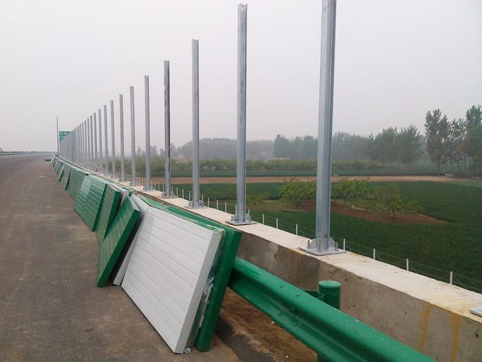 邯大高速公路声屏障案例06