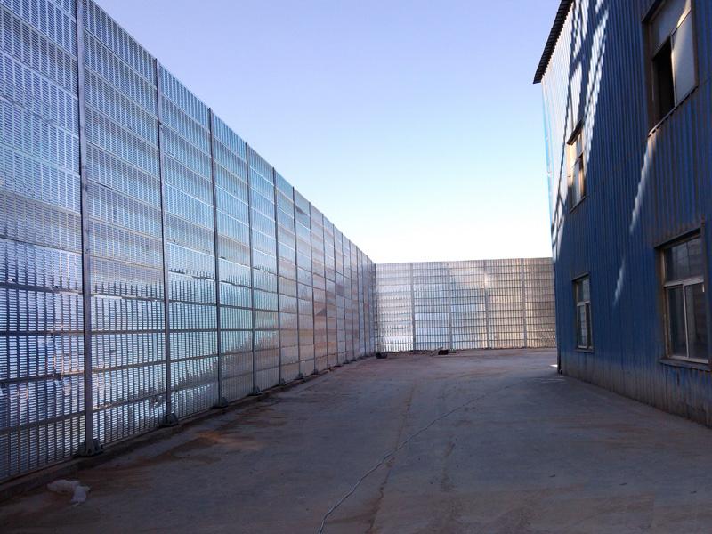 廠區隔聲屏障